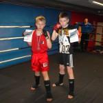 23 марта прошёл открытый Чемпионат Пярну по таййскому боксу