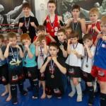 20-21 апреля в городе Таллинн прошёл открытый Чемпионат Эстонии по тайскому боксу Среди кадетов и младших юниоров.