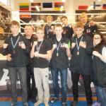 26-27 октября в Таллинне прошёл открытый Чемпионат Эстонии По тайскому боксу  .
