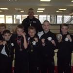 22-23 февраля прошёл открытый Чемпионат Латвии по тайскому боксу