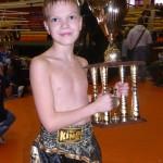 Чемпионат Европы по тайскому боксу
