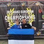 Roman Koponev and Sergei Timofejev